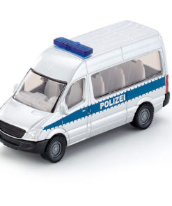 Carrinha da Policia Siku Mercedes Sprinter