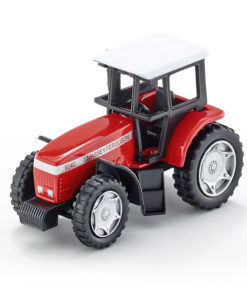 Trator Massey Ferguson Siku 9240 Vermelho