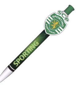 Esferográfica Sporting Clube de Portugal c/ Logo