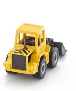 Máquina Carregadora Siku Frontal de Rodas