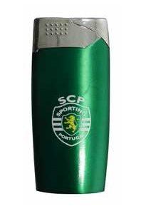 Isqueiro Sporting Clube de Portugal Verde