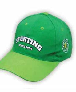 Boné Sporting Clube de Portugal Adulto Verde