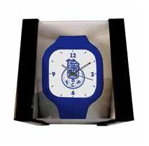 Relógio Futebol Clube do Porto Azul Fundo Branco