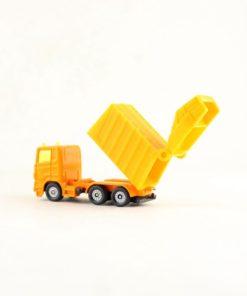 Camião do Lixo Siku Laranja