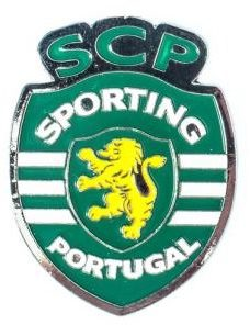Magnetico Sporting Clube de Portugal Logotipo