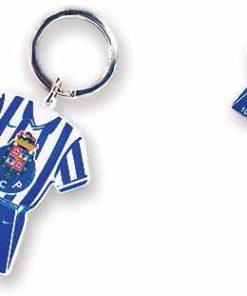 Conjunto Sporting Porta Chaves e Pin Equipamento