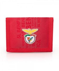 Carteira Sport Lisboa e Benfica Vermelha