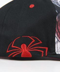 Boné Cap Spiderman c/ Aranha Lateral e Imagem