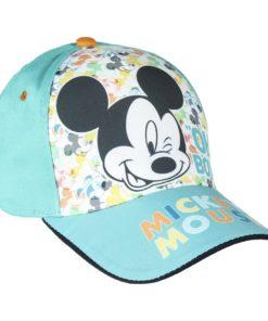 """Boné Mickey Verde """"Oh Boy"""""""