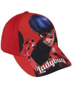 Boné Miraculous Ladybug Vermelho