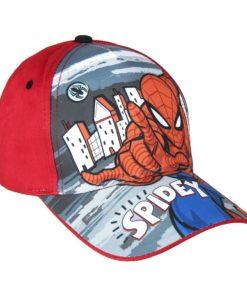 """Boné Spiderman Vermelho """"Spidey"""""""