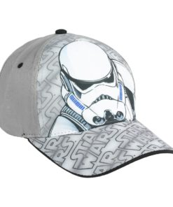Boné Star Wars Cinzento c/ Stormtrooper