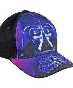 Boné Star Wars Roxo c/ Darth Vader