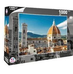 Puzzle Cidade Florença 1000 Peças