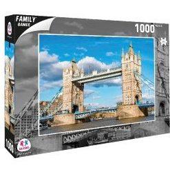 Puzzle Cidade Londres 1000 Peças