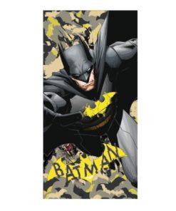 Toalha de Praia Batman Camuflagem Morcegos