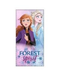 """Toalha de Praia Frozen """"Forest Spirit"""""""