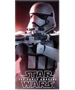 Toalha de Praia Star Wars Stormtrooper c/ Arma