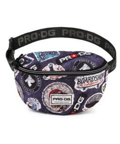 "Bolsa de Cintura Pro DG ""Stickers"""