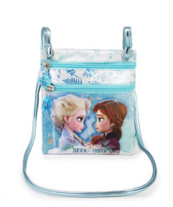 "Bolsa Plana Frozen ""Seek The Truth"""