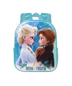 "Mochila Infantário Frozen ""Seek The Truth"""