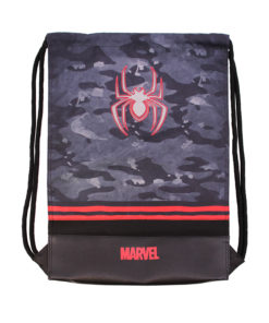 Saco de Desporto Spiderman Cinza Marvel