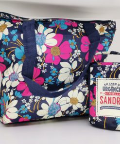 Bolsa Sandra H&H para Shopping