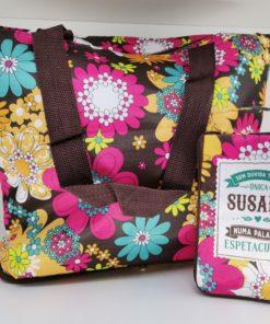 Bolsa Susana H&H para Shopping