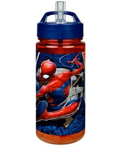 Cantil Spiderman c/ Palha Dobrável
