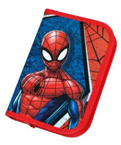 Estojo Spiderman Completo Azul e Vermelho