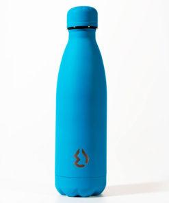 Garrafa Termo Water Revolution Fluor Azul