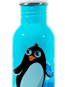 Garrafa Termo Water Revolution Kids Pinguim
