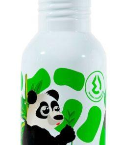 Garrafa Termo Water Revolution Kids Urso Panda