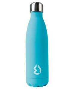 Garrafa Termo Water Revolution Rubber Turquesa