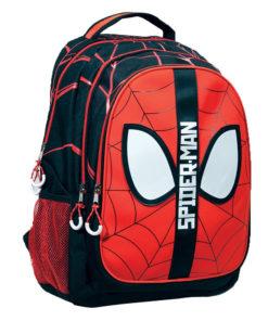 Mochila Escolar Spiderman Vermelha
