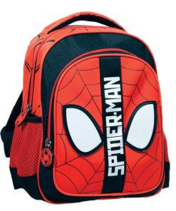 Mochila Infantário Spiderman Vermelha