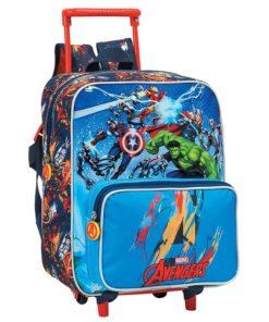 "Trolley Infantário Avengers ""Ice Storm"""