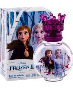 Perfume Frozen II 30ml c/ Tampa Coroa