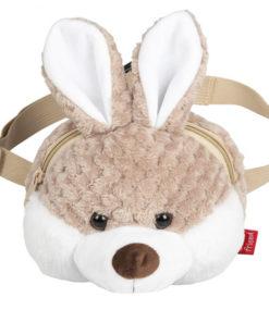 """Bolsa de Cintura Be My Friend """"Coelho Bunny"""""""