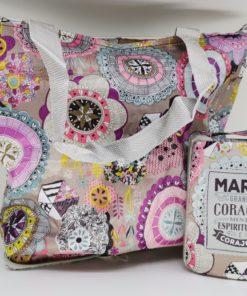 Bolsa Maria H&H para Shopping