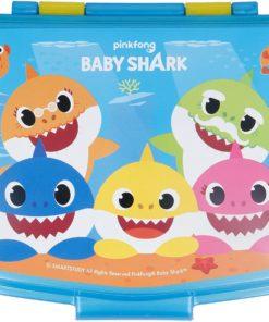 Sandwicheira Baby Shark tipo Caixa