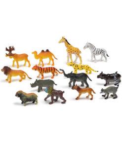 Animais Selvagens EKids Miniatura
