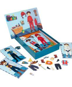 Jogo Magnet Box de Super Herois Íman