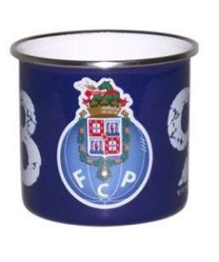 Caneca Metal Porto Pequena Azul 1893