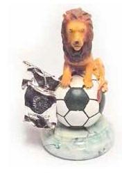Estátua do Sporting de Leão em Bola