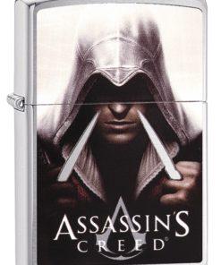 Isqueiro Zippo Assassin's Creed