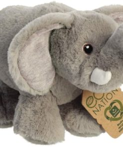 Peluche Elefante Eco Nation 26cm