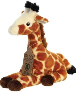 Peluche Girafa Eco Nation 21,5 cm