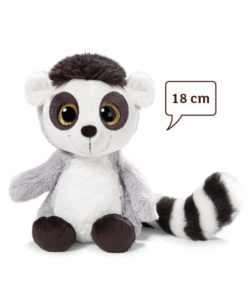 Peluche Nici Lemur Bingo Wild Friends 18cm