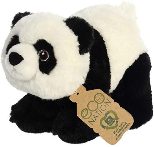 Peluche Panda Eco Nation 23 cm